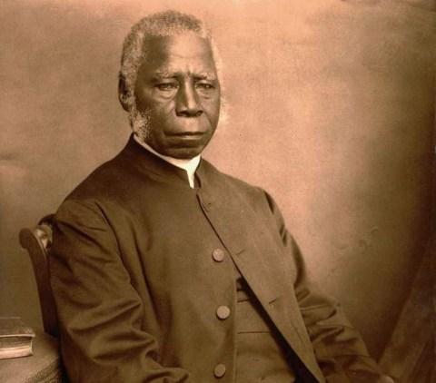 Archbishop Samuel Ajayi Crowther.