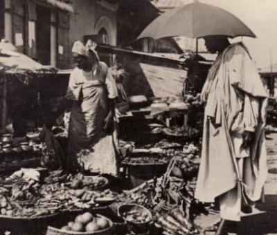 Ereko Market, Lagos 1930s Source: Nigeria Nostalglia Project