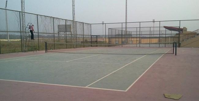 FGC Odogbolu Tennis Court