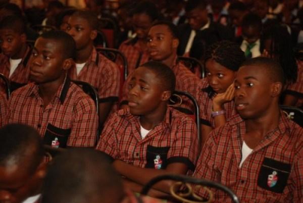 Leadcity High School Ibadan