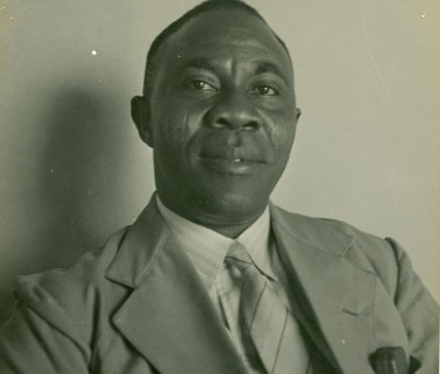 Adeola Timothy Odutola, Source: National Archives, UI