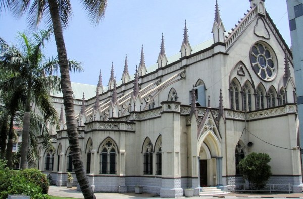 Holy Cross Cathedral Lagos