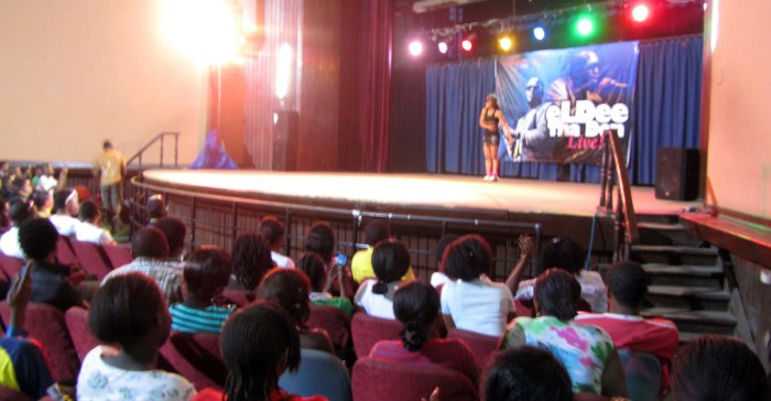 Adolescents at Unilag show