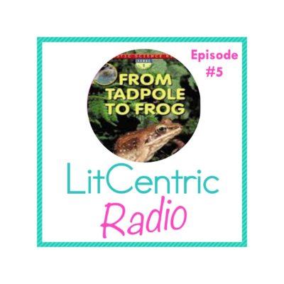 Episode #5 LitCentric Radio