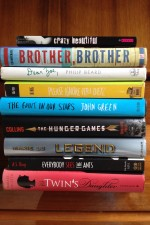 Young Adult Literature Books (#LitChat)