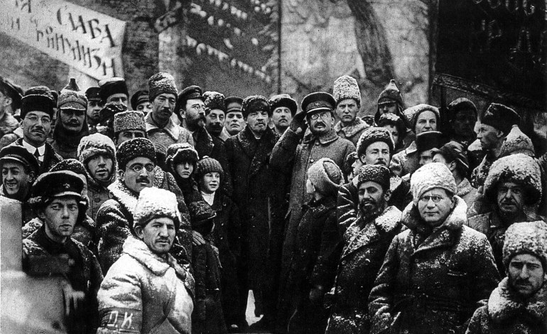 In Defense Of The Russian Revolution