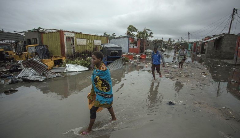 How to help Mozambique?