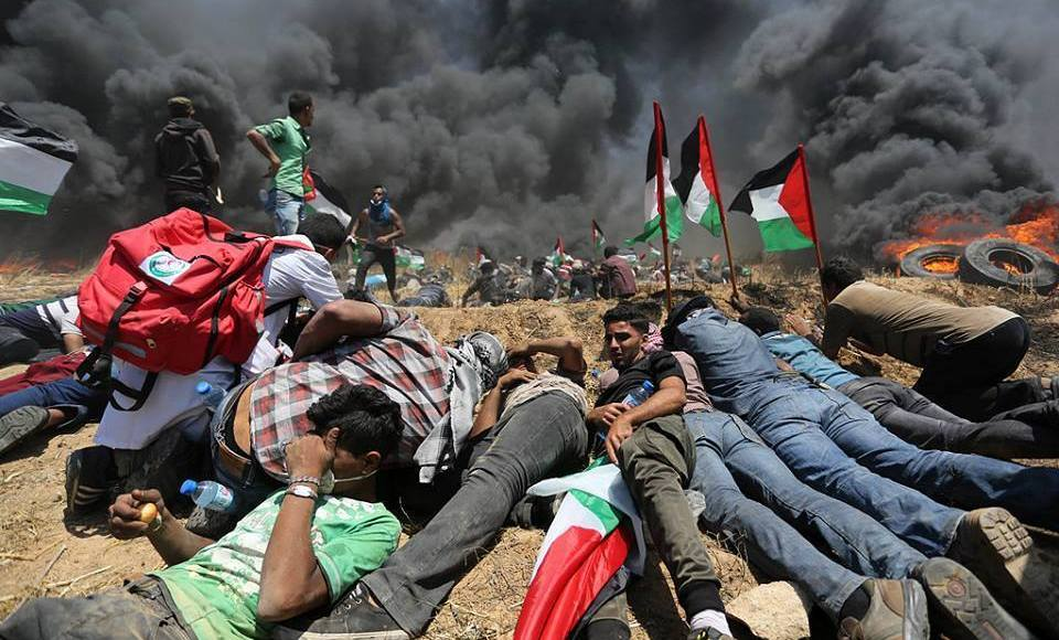 71 years of the Nakba: tribute and solidarity to the Palestinian resistance