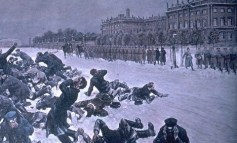1905: the dress rehearsal of the Russian Revolution