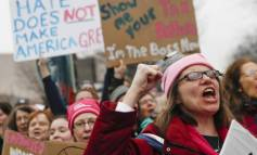 Las mujeres en primera línea contra Trump