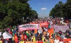 Dia Nacional de Lutas e Paralisações coloca Greve Geral na ordem do dia