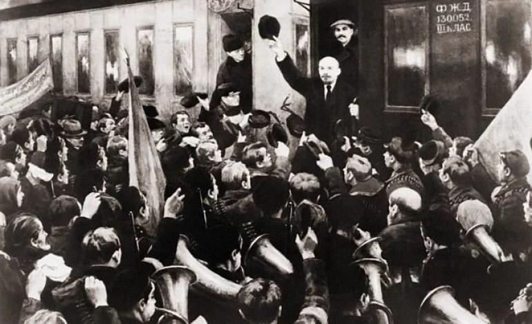 "Sem medo de triunfar: Lenin e as ""Teses de Abril"""