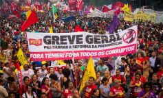 """Centrais sindicais aprovam: """"Dia 30 vamos parar o Brasil"""""""