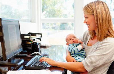 Изображение - Особенности предоставления и расчета отпуска по уходу за ребенком до 1,5 или 3 лет rabota-v-dekrete