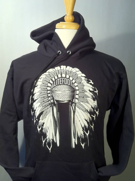 "Litefoot ""Chief MC"" Hooded Sweatshirt"