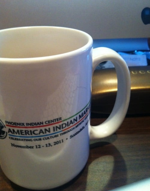 """Hello…Good…Morning….Coffee…and my """"Official"""" blog launch."""