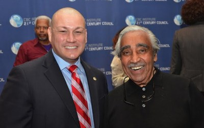 Litefoot serves as panelist at Congressional Black Caucus Institute meeting in New Orleans