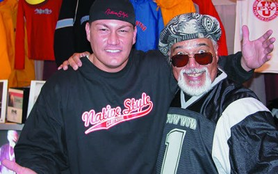 Our Condolences To The Family of Charlie Hill