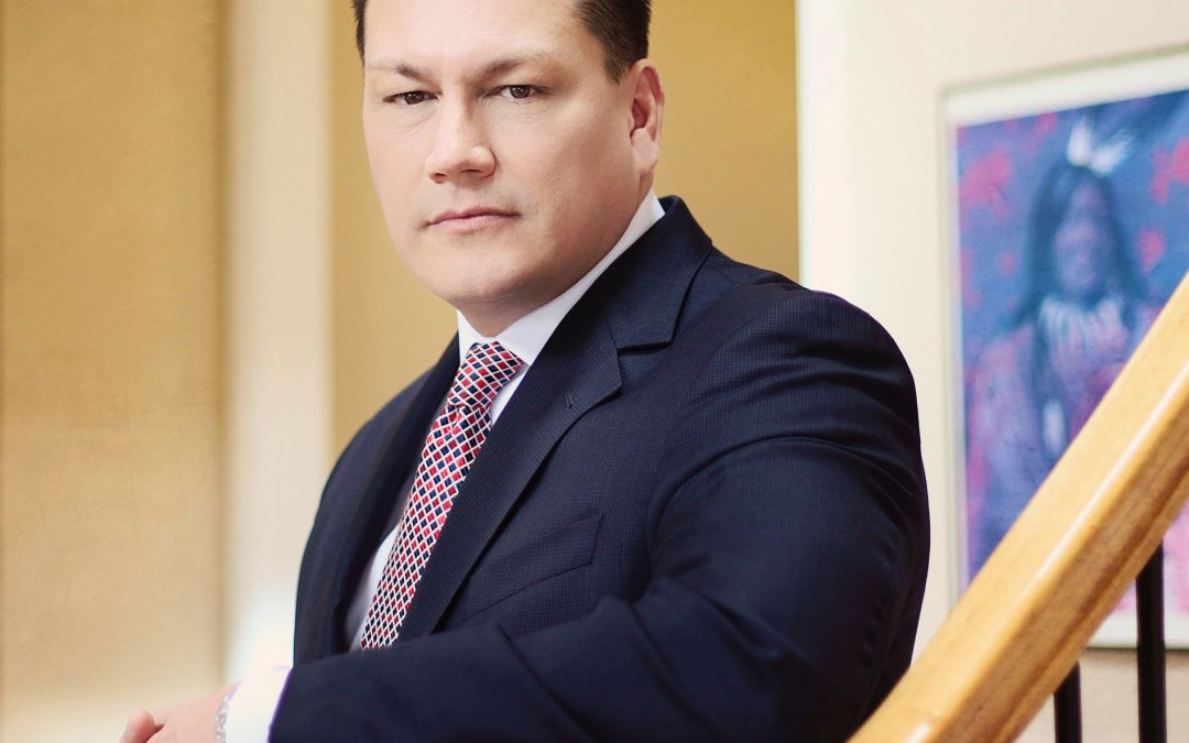 "Gary ""Litefoot"" Davis to Receive National Director's Special Recognition Award from Department of Commerce"