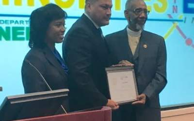 """NCAIED's President and CEO Gary """"Litefoot"""" Davis appointed Ambassador for Dept. of Energy Minorities in Energy Initiative"""