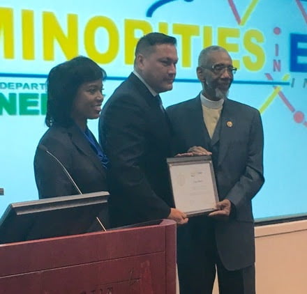 "NCAIED's President and CEO Gary ""Litefoot"" Davis appointed Ambassador for Dept. of Energy Minorities in Energy Initiative"