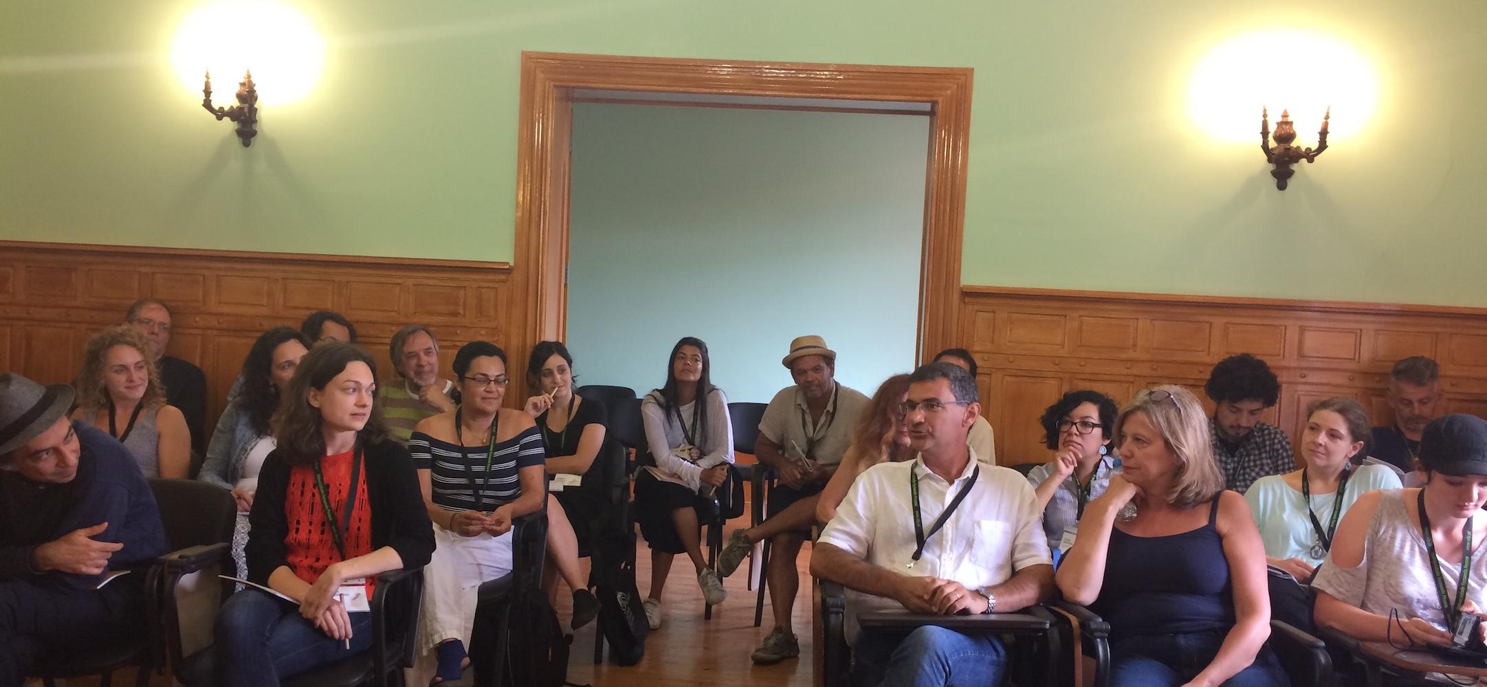 Actas de reunión litElat en ELO Porto
