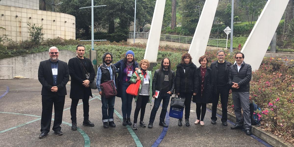 Seminario Leer, Crear, Investigar la Literatura Electrónica Latinoamericana: Segundo Día