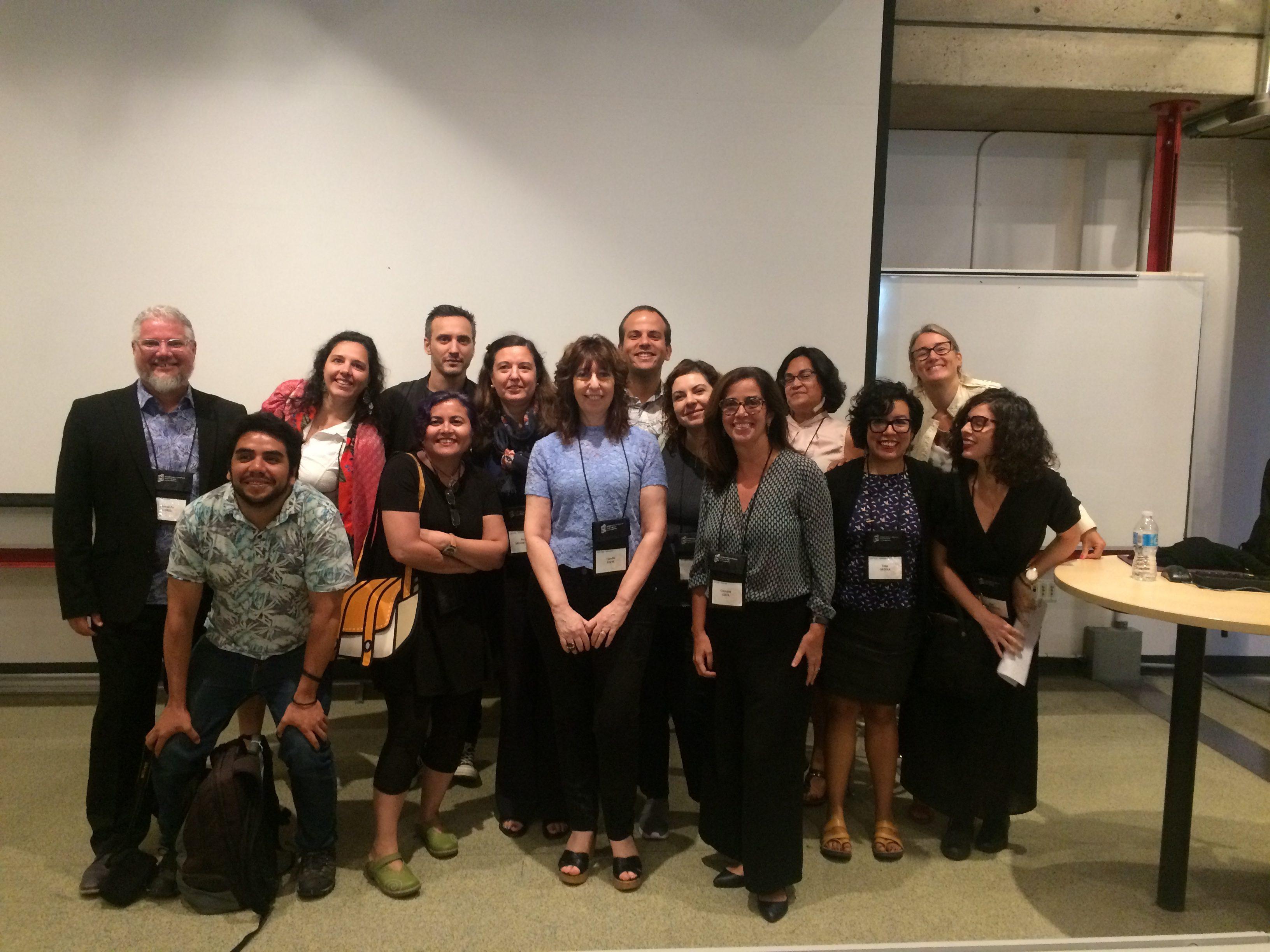 Presencia Iberoamericana en ELO Conference 2018-Montreal 13-17 de agosto