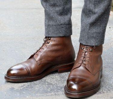 オトナメンズが履くなら茶靴!リッチに見せるブラウンシューズコーデとは?