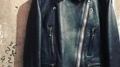 キムタクがマックCMで着ているライダースに似たモデル