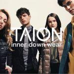 TAION(タイオン)大注目のインナーダウンウェアブランドに迫る