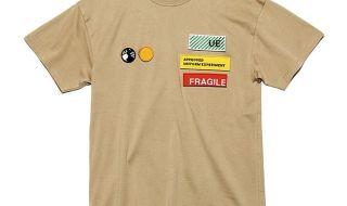 大人メンズにおすすめなベージュTシャツ