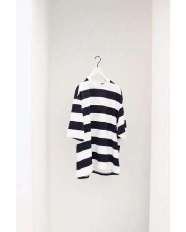 キムタクもBGで着用!40代メンズに似合うボーダーTシャツ15選