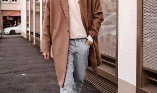 30代40代メンズに似合うアイスウォッシュデニムコーデ
