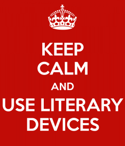 keep calm and use literary devices 3 257x300 literary articles