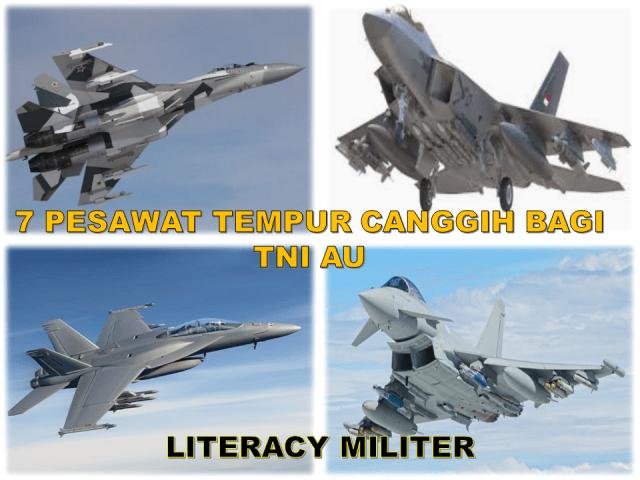 pesawat tempur tercanggih Indonesia