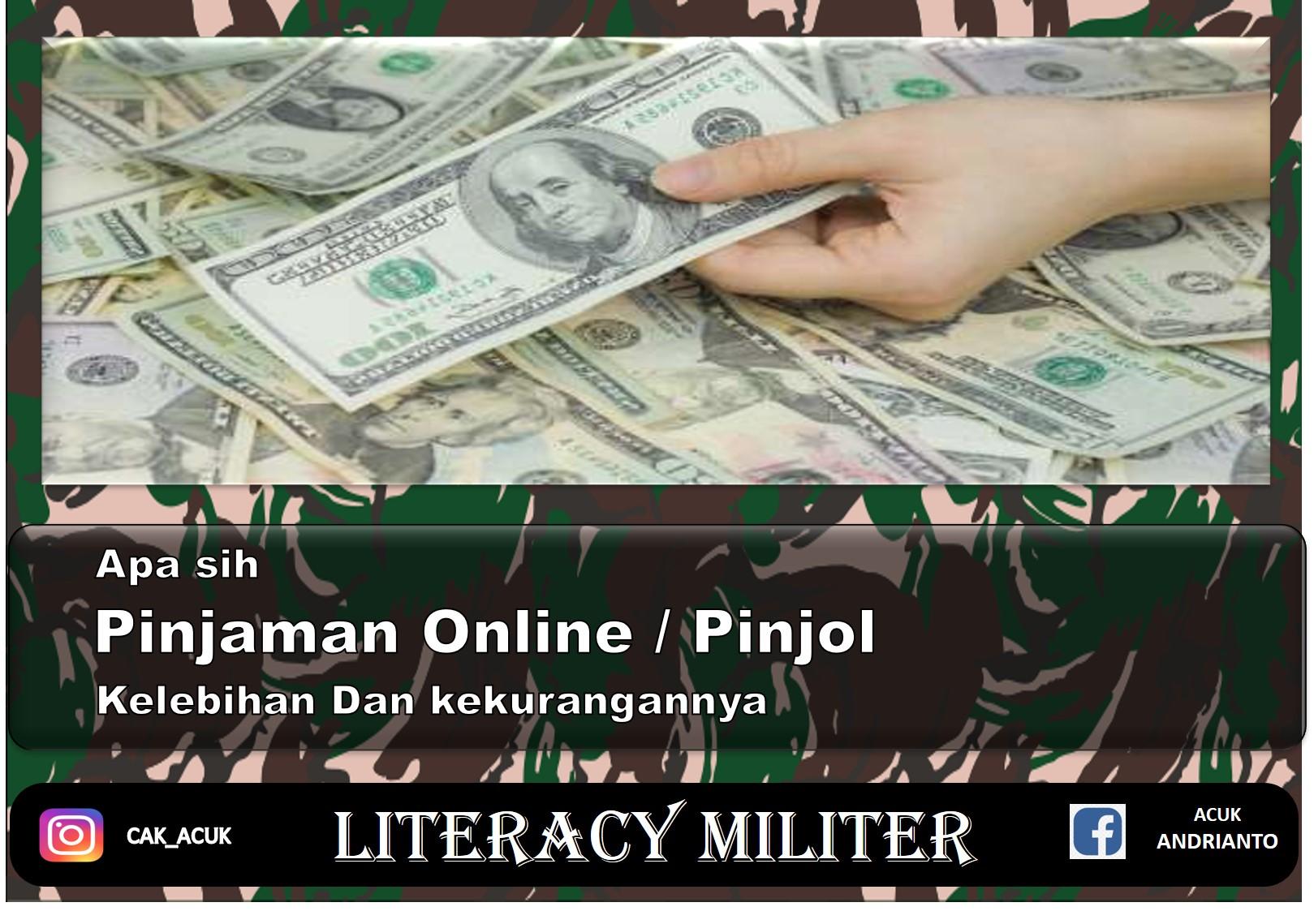 pinjaman online / pinjol