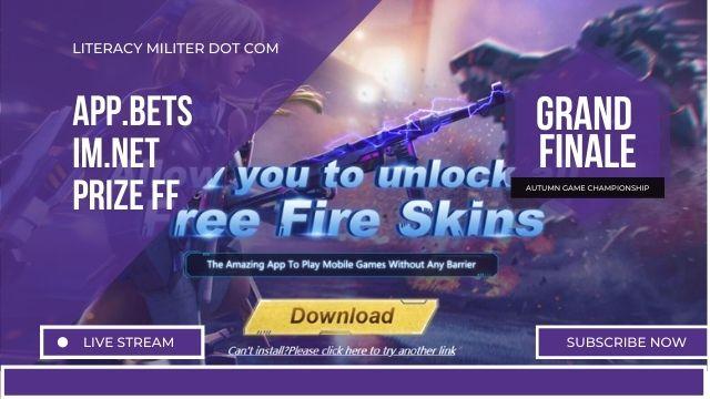 cara download dan tukarkoin App.Betsim.Net Prize FF