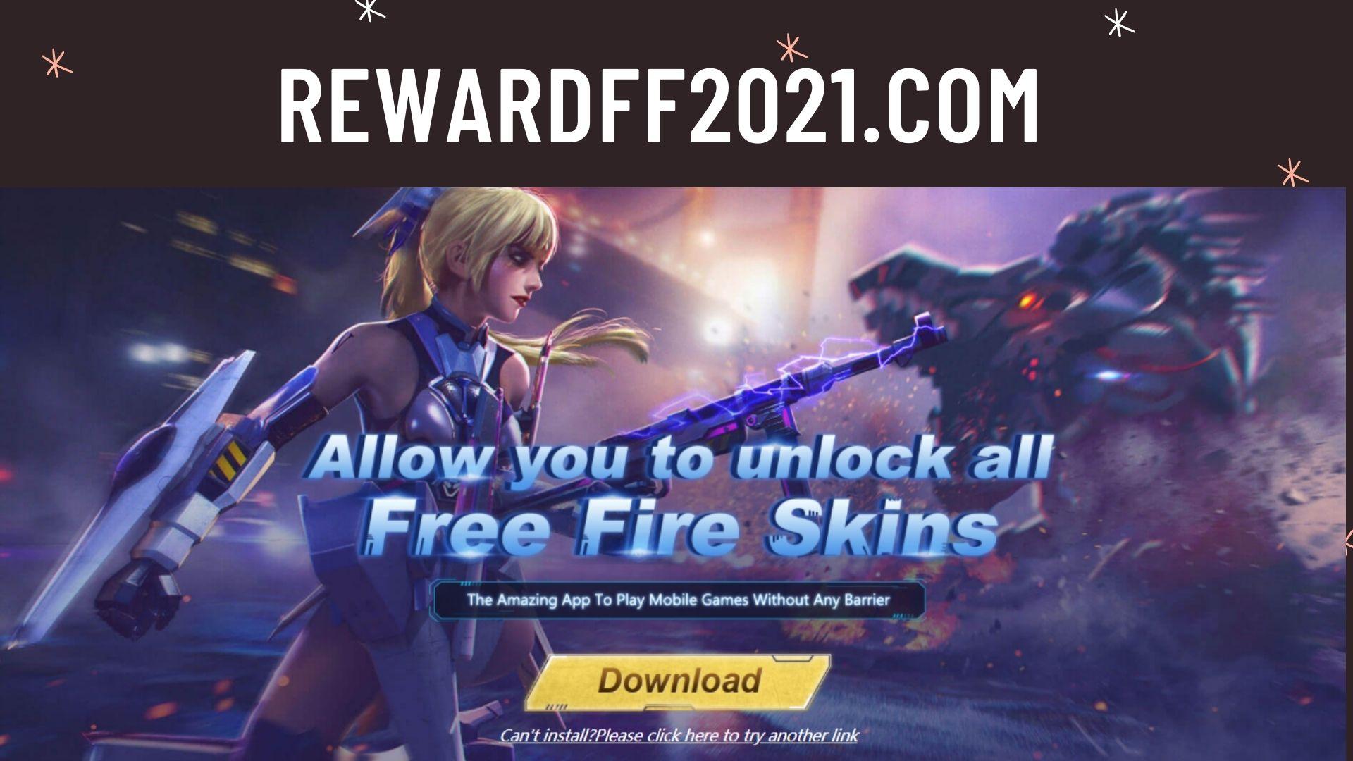 Dibalik kebenaran dapat item gratis di rewardff2021.com || Flashtik.com