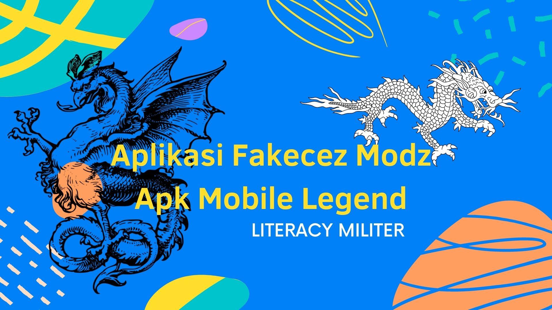 Aplikasi Fakecez Modz Apk Mobile Legend