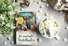 REZENSION | Manuela Inusa – Der zauberhafte Trödelladen (Valerie-Lane #3)