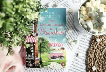 REZENSION | Annie Darling – Der kleine Laden in Bloomsbury (Bloomsbury-Reihe #1)