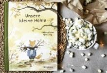 Rezension | Céline Claire & Qin Leng – Unsere kleine Höhle