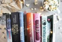 Bücher unter'm Weihnachtsbaum