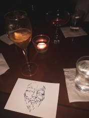 """""""The Message"""" Cocktail"""