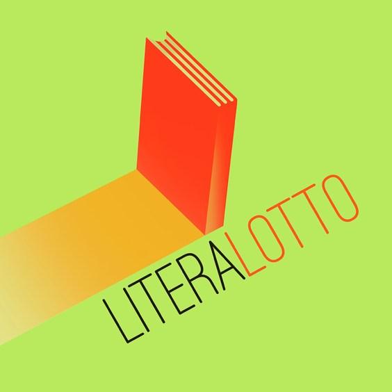 Logo LITERALOTTO (Design Florian L. Arnold)