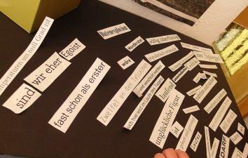 """Das """"Spontane Gedicht"""" wieder einmal als Speerspitze der modernen Lyrik ..."""