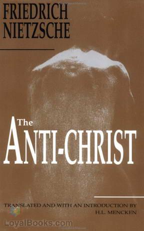 NietzscheAntichrist