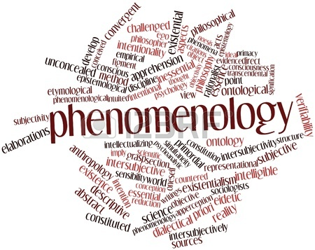 Phenomenology | Literary Theory and Criticism