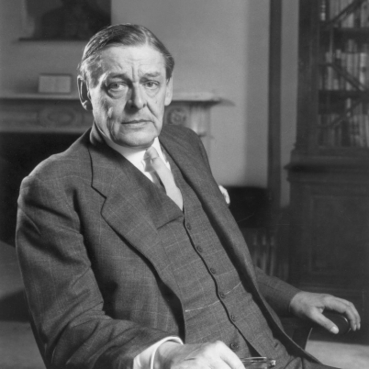 T s eliot and gay accept. opinion